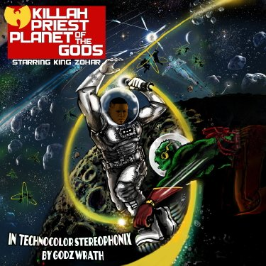 Killah Priest Album Cover Art (2)