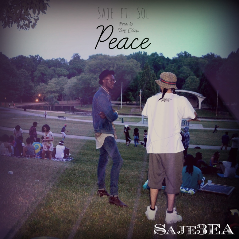 Peace ft. Sol COVER ART