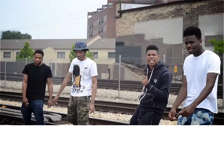 Screenshot Of I'm Just Livin Life (Remix)