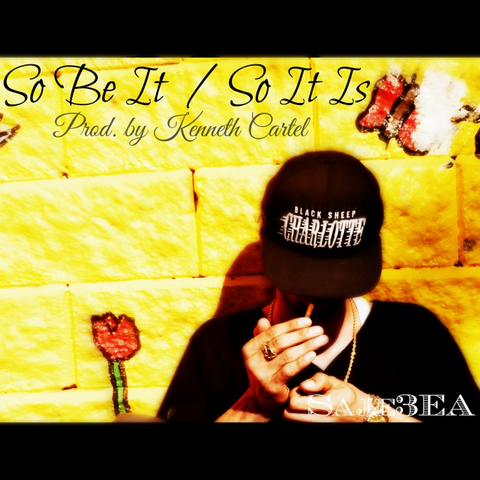 So Be It COVER AART