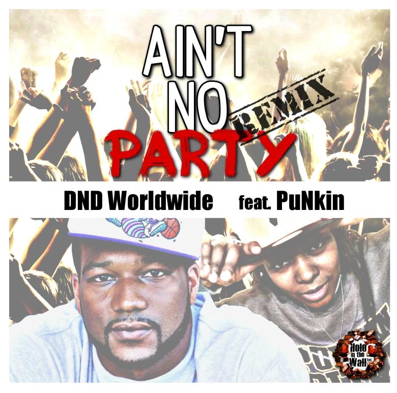 Aint no party FINAL 1600 x 1600