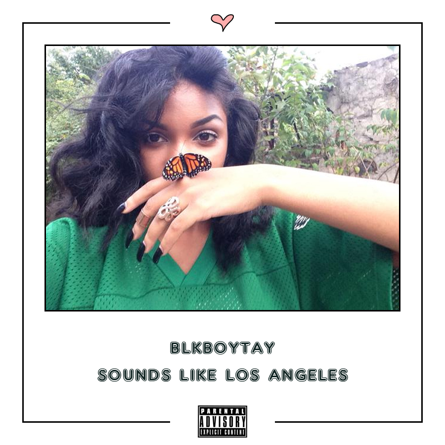 sounds like los angeles (Cover Art)