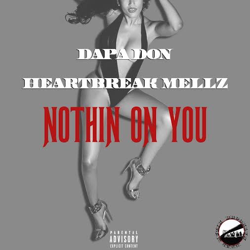 NothinOnYou_CoverArt