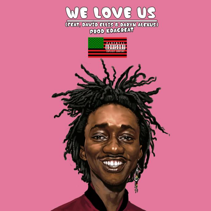 Ric Wilson We Love Us Artwork
