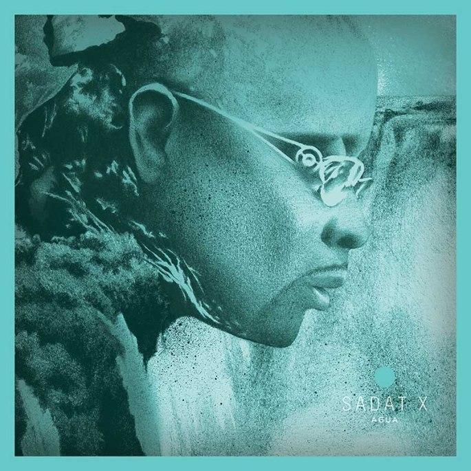 Sadat X Agua Album Artwork